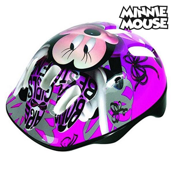 Dětská přilba Minnie Mouse 50038 Růžový