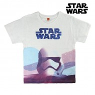 Koszulka z krótkim rękawem dla dzieci Star Wars 2191 (rozmiar 8 lat)