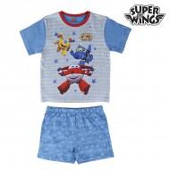 Letné Chlapčenské Pyžamo Super Wings - 4 roky