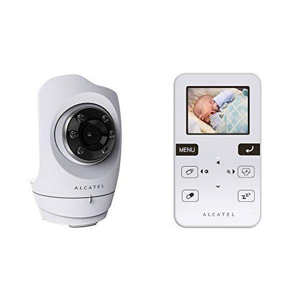 Elektroniczna Niania Alcatel BB510 Baby Link 2.4