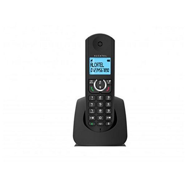 Telefon Bezprzewodowy Alcatel F380S Czarny
