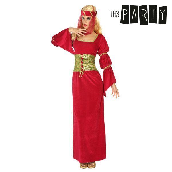 Kostým pro dospělé Th3 Party Středověká dáma - XS/S