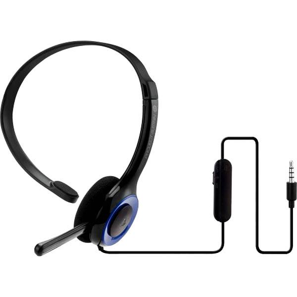Słuchawki z Mikrofonem Kaos  PS4