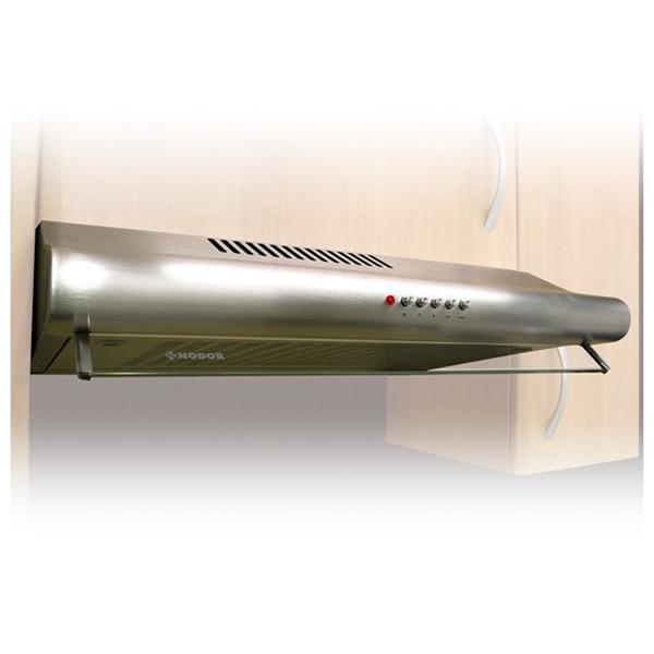 Okap konwencjonalny Nodor 60I 1809 60 cm 180 m3/h 45 dB 125W Stal nierdzewna