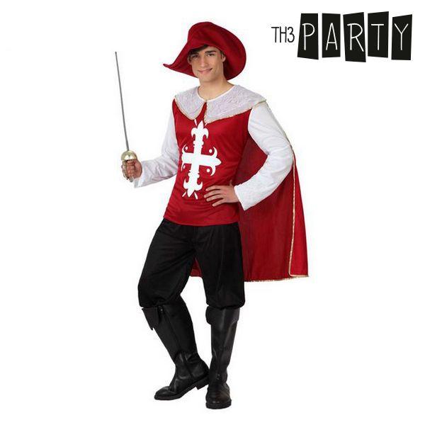 Kostým pro dospělé Th3 Party Mušketýr - M/L