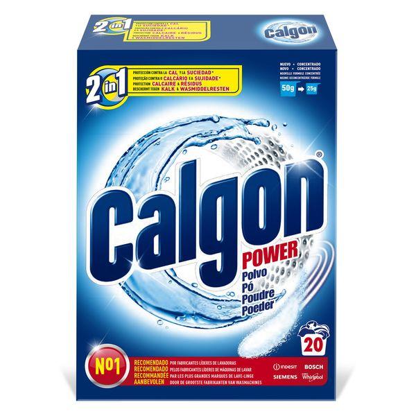Proszek Przeciw Kamieniowi Calgon 500 g (20 prań)