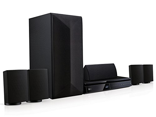 Domácí kino LG LHB625 3D Blue-Ray Bluetooth 1000W