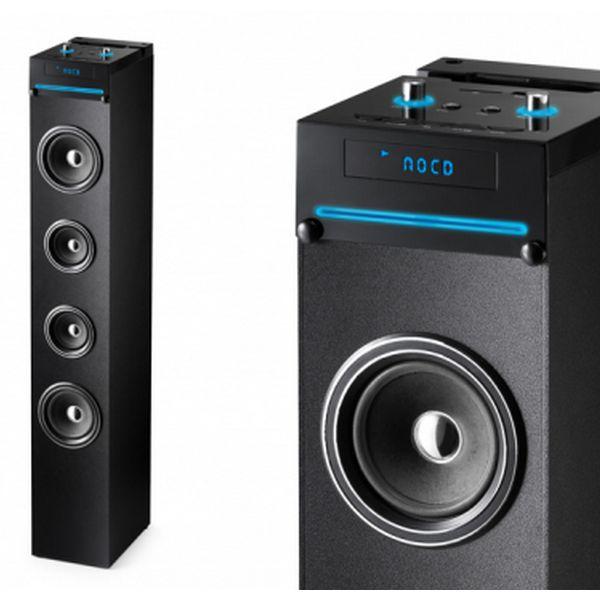 Věžový reproduktor Innova TW/BK7 Bluetooth 25W Černý