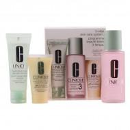 Souprava sdámskou kosmetikou 3 Steps Intro Skin Type Iii Clinique (3 pcs)