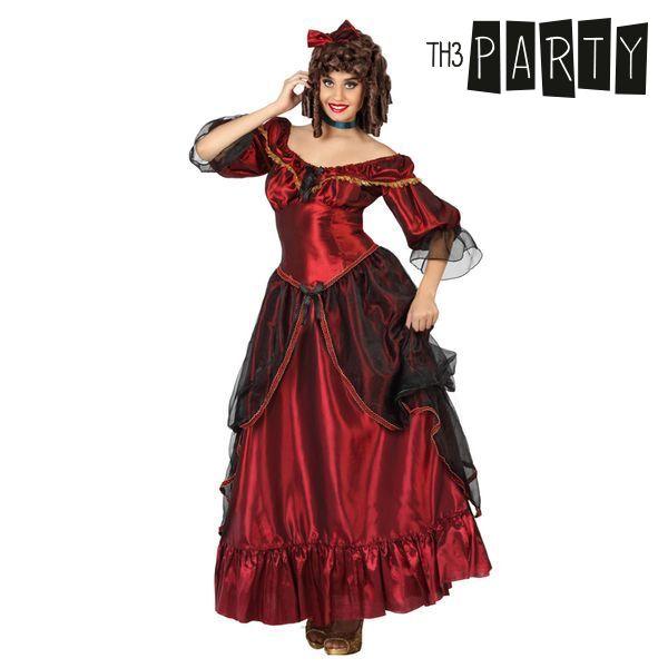 Kostým pro dospělé Th3 Party Jižanská dáma - XS/S
