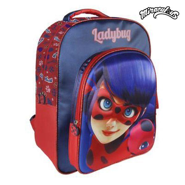 Školní batoh 3D Lady Bug 8195  c7777ee330