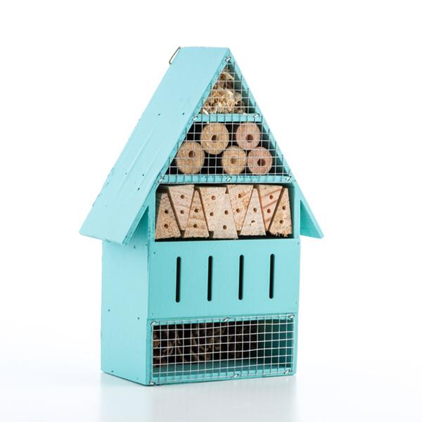 Hmyzí Hotel House Pet Prior - Modrý
