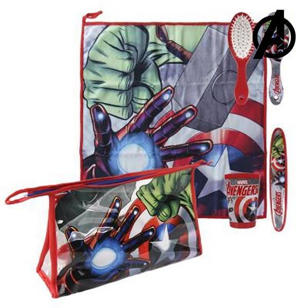Neseser szkolny The Avengers 510 (5 pcs)