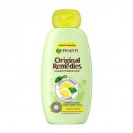 Pročišťujicí šampon Original Remedies Garnier (300 ml)