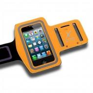 Sportovní neoprenové pouzdro na telefon X-ONE 106207 Velikost L Oranžový