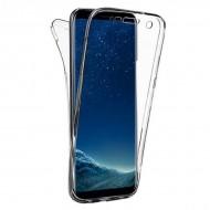 Torba Samsung A5 2018/ A8 2018 Ref. 140416 360º Przezroczysty