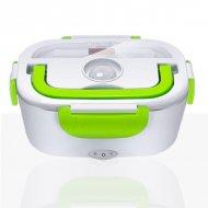 Elektrická krabička na jídlo KITCHEN TROPIC 40W Bílo-zelená