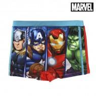 Dětské Plavky Boxerky Avengers - 8 roků