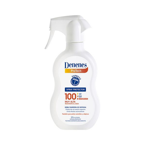 Spray do Opalania Spf 100 Denenes 5550