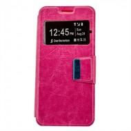 Torba Book Ref. AATFYC2523 Samsung S8 PU Różowy