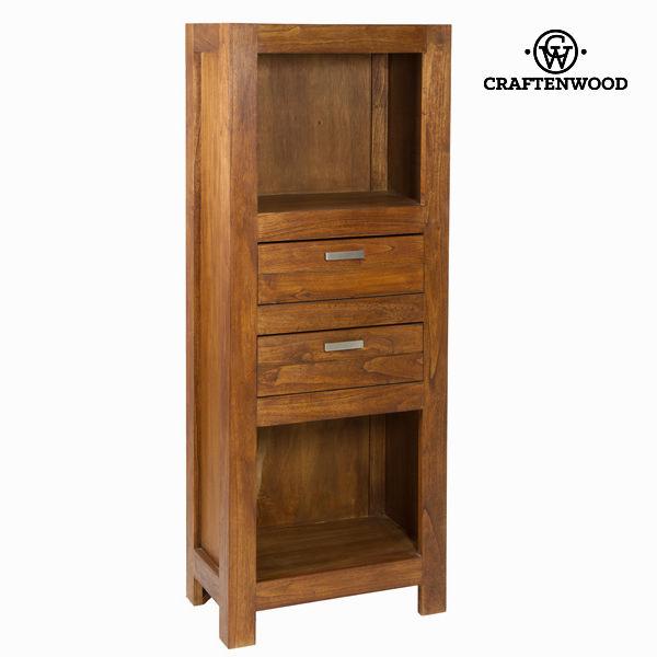 Regał ohio 2 szuflady - Be Yourself Kolekcja by Craftenwood