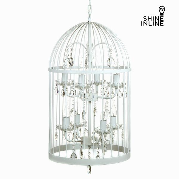Lampa Sufitowa Biały (160 x 40 x 40 cm) by Shine Inline
