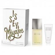 Souprava spánským parfémem L'eau D'issey Issey Miyake (2 pcs)