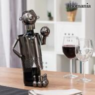 Kovový Stojan na Víno Kuželkár Homania
