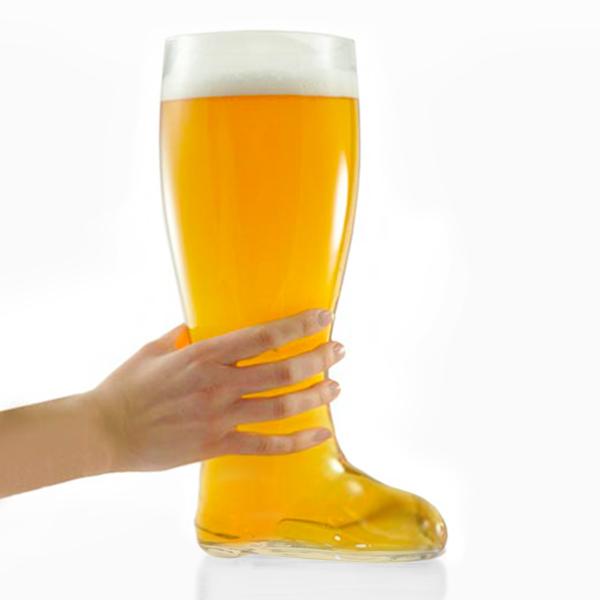XXL Pivní Sklenice Bota (2 l)