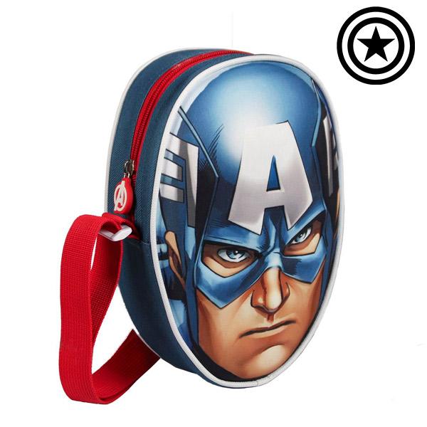 Woreczek 3D Kapitan Ameryka (Avengers)