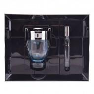 Zestaw Perfum dla Mężczyzn Invictus Aqua Paco Rabanne (2 pcs)