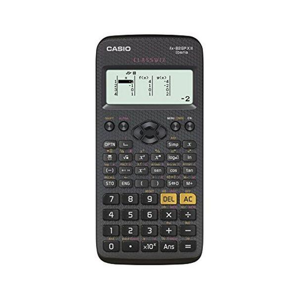 Kalkulator Casio FX-82 SPX Czarny