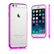 Torba iPhone 6 Plus Ref. 110112 TPU Crystal Fioletowy