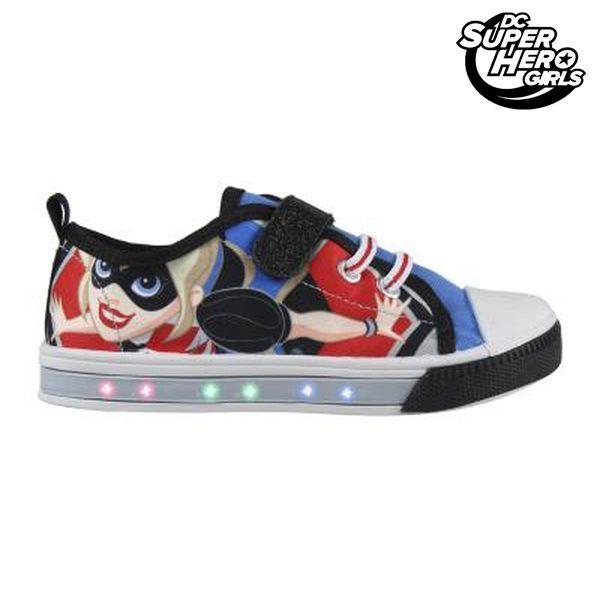 Vycházkové boty s LED DC Super Hero Girls 3830 (velikost 25)