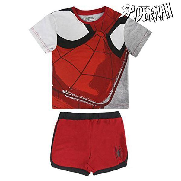 Chłopięcą piżamkę na lato Spiderman 6060 (rozmiar 6 lat)