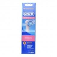 Główka do Szczoteczki do Zębów Sensitive Clean Oral-B (2 uds)