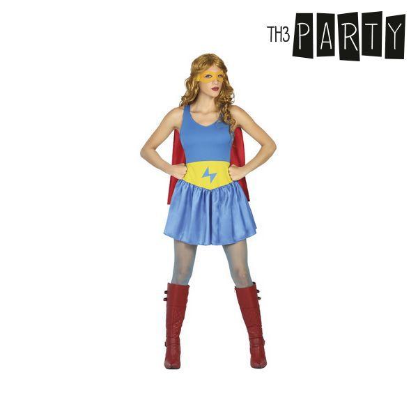 Kostium dla Dorosłych Th3 Party Superbohaterka - XS/S