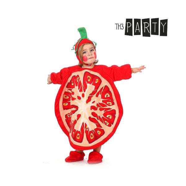 Kostium dla Niemowląt Th3 Party 4183 Pomidor