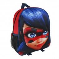 Školní batoh 3D Lady Bug