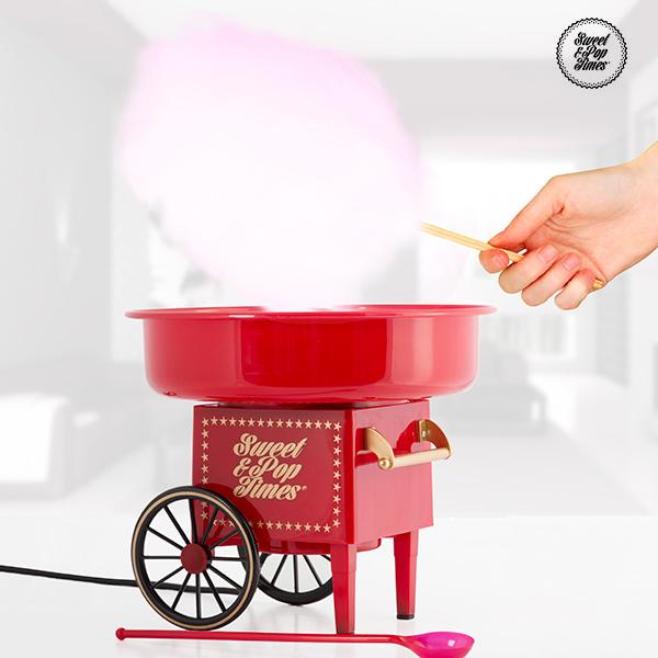 Urządzenie do Waty Cukrowej Sweet & Pop