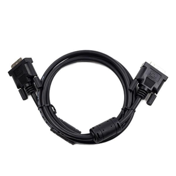 Kabel Video Digital DVI-D iggual PSICC-DVI2-BK- Dual Link 3 m Czarny