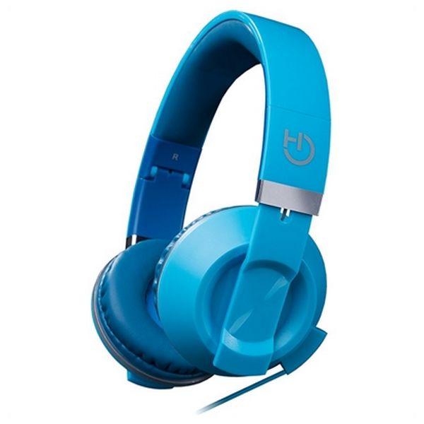 Słuchawki z Mikrofonem Hiditec COOL KIDS WHP010008 Ciemnoniebieski