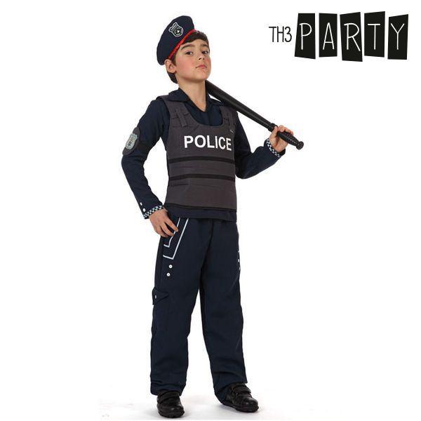 Kostým pro děti Th3 Party Policajt - 3–4 roky