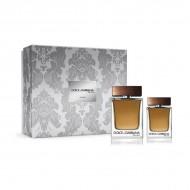 Souprava spánským parfémem The One Dolce & Gabbana (2 pcs)