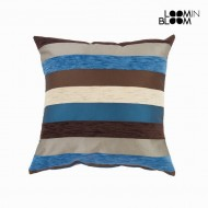 Poduszka Niebieski (60 x 60 cm) - Colored Lines Kolekcja by Loom In Bloom