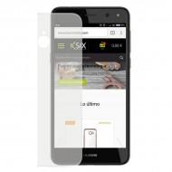 Puzdro na mobil Huawei Y6 2017 Flex Transparentná