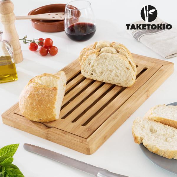 Bambusowa Deska do Krojenia Chleba TakeTokio