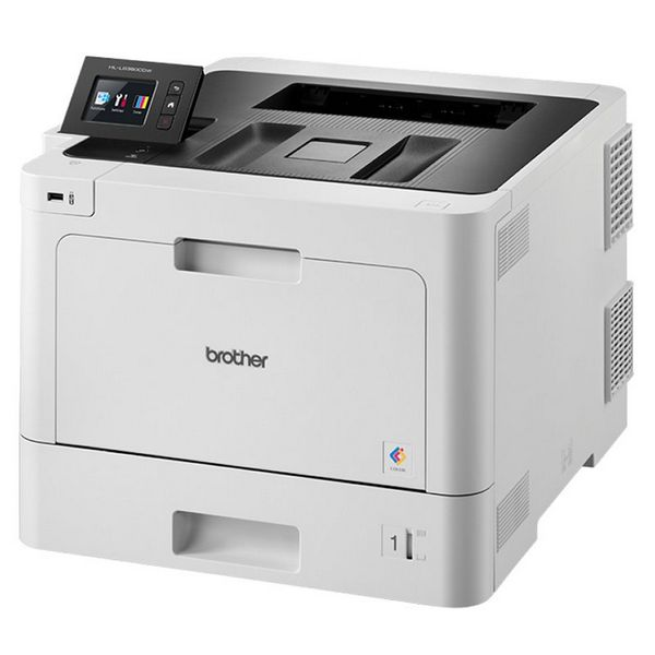 Tiskárna Brother FIMILC0100 HLL8360CDWT1BOM 31ppm Laser