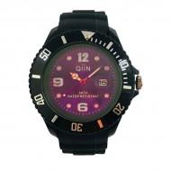 Pánske hodinky Qiin 0308PEBS (49 mm)