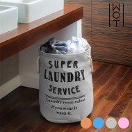 Pytel na špinavé prádlo Super Laundry Service  - Šedý